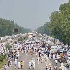 Bhartiya kisan union will block highways