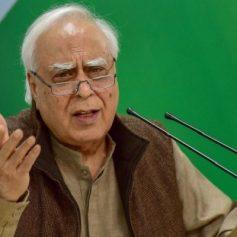kapil sibal critique on the leadership