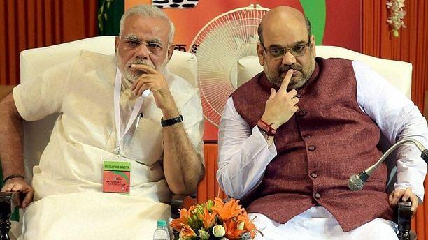 PM Modi Amit Shah thank voters