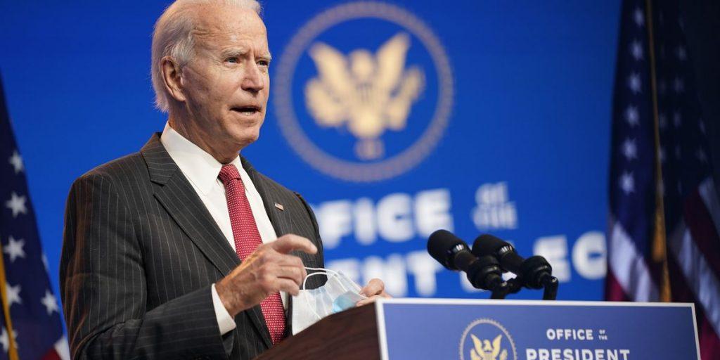 Biden Begins Formal Transition