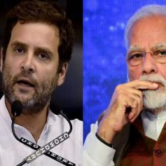 Rahul Gandhi Says Farmers Demand