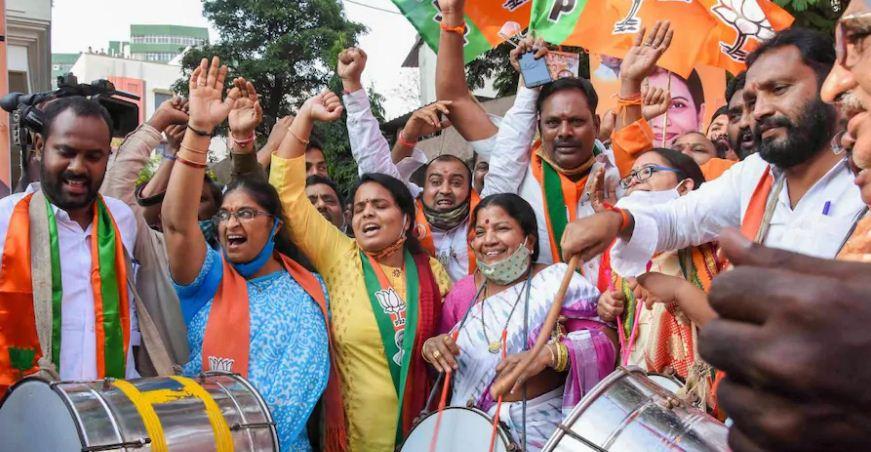 Self-reliant BJP in Bihar