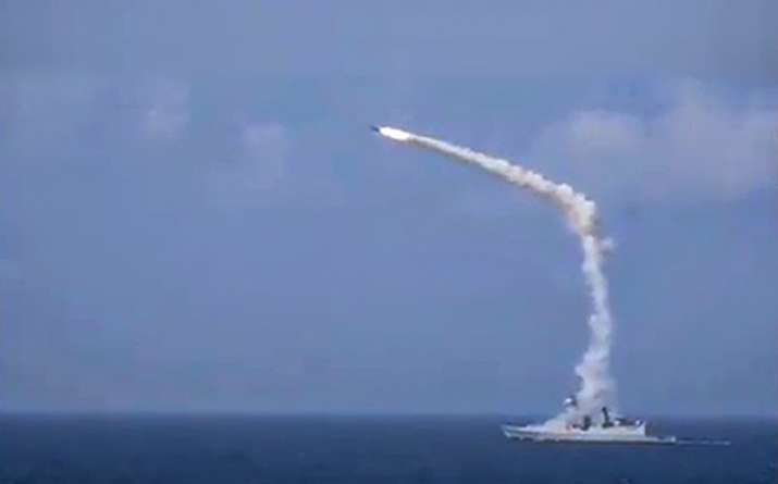 India Test Fires Land Attack Version