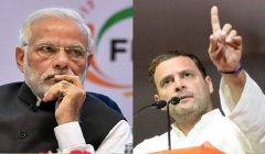 rahul slams over narendra modi says