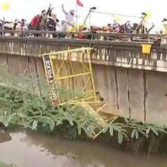 Farmers enter Haryana