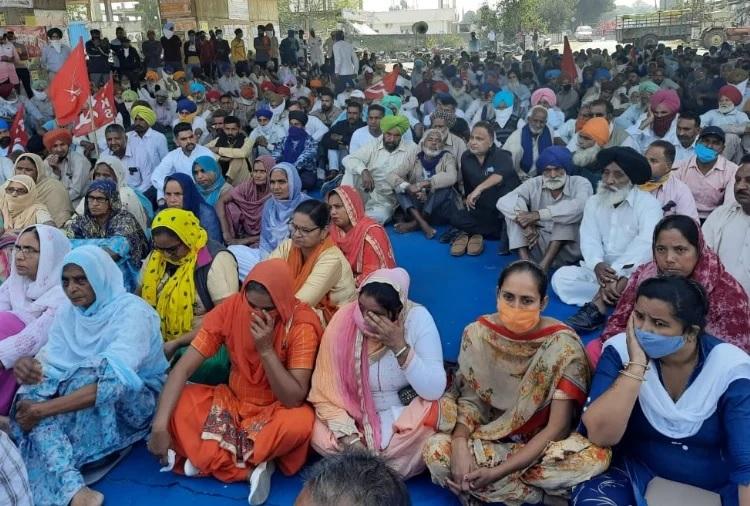 Impact of Bharat Bandh in Punjab