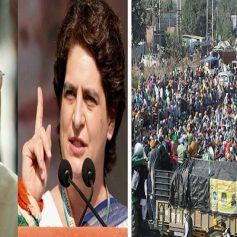 Priyanka gandhi attack modi govt