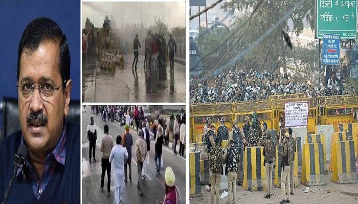 Kejriwal govt rejects police demand