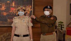 head constable seema dhaka gets otp