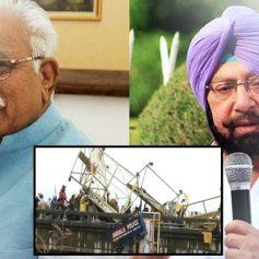 Capt Amarinder appeals to Khattar