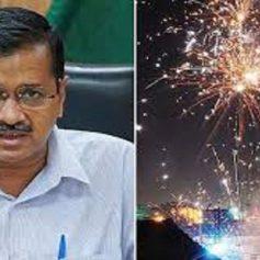 Delhi govt bans firecrackers