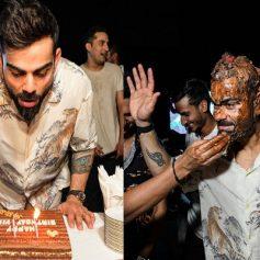 Kohli celebrates birthday