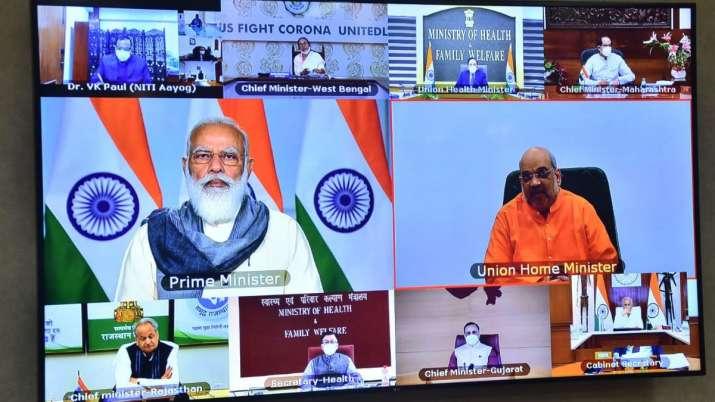 PM Modi Meeting Updates