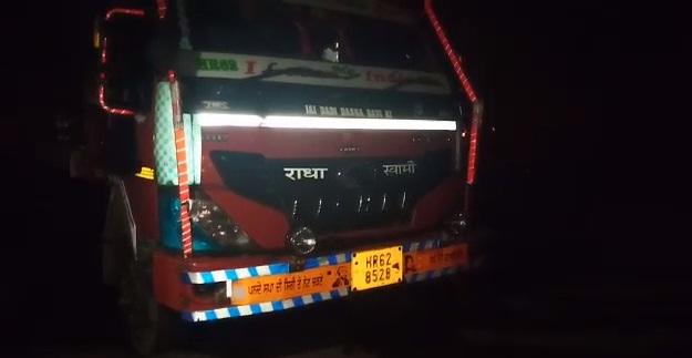 Horrific road accident in Sangrur