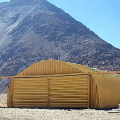 special tents made for india army