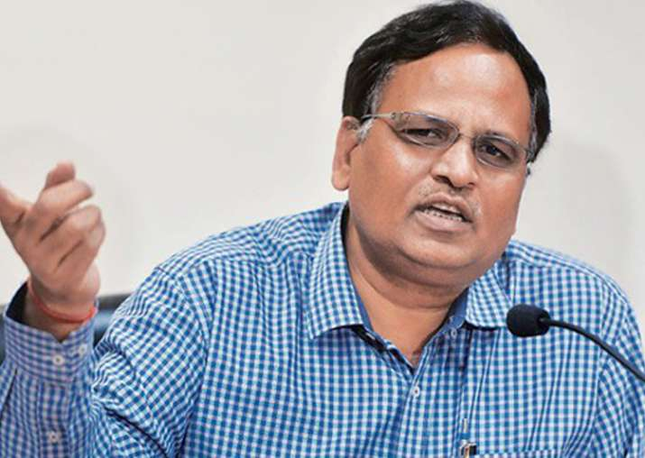Satyendra Jain on covid lockdown