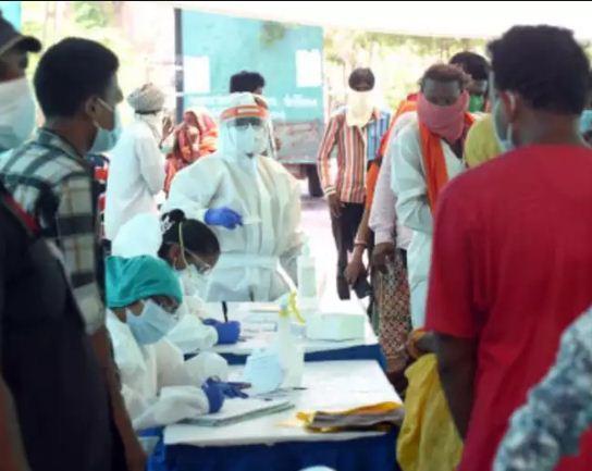 Health Minister Satyendra Jain says