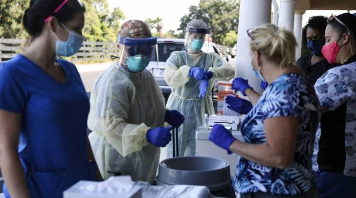 US Coronavirus Updates