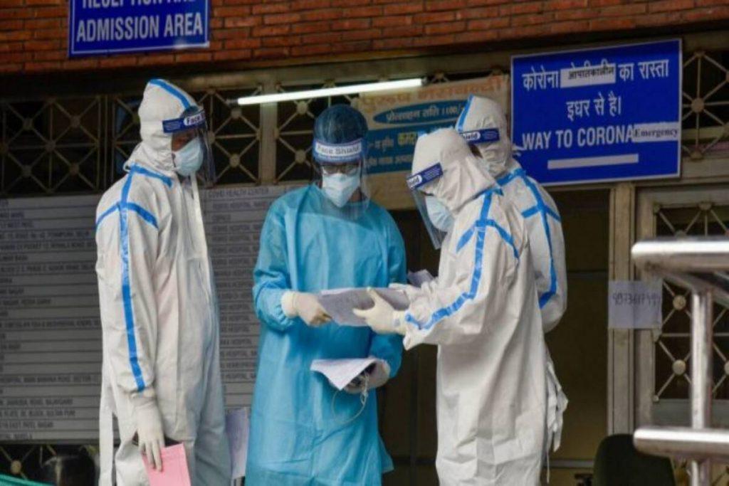 Delhi facing third wave of coronavirus