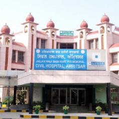 Amritsar doctors undergo negligent operation