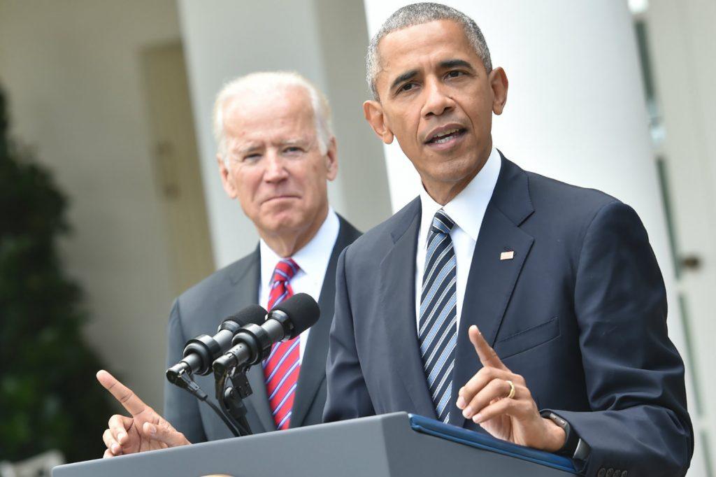 Joe Biden says