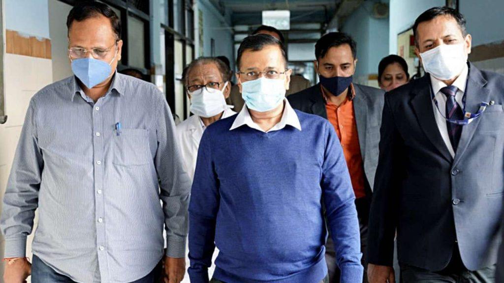 CM Kejriwal calls all-party meeting