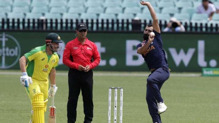 India vs Australia 2020