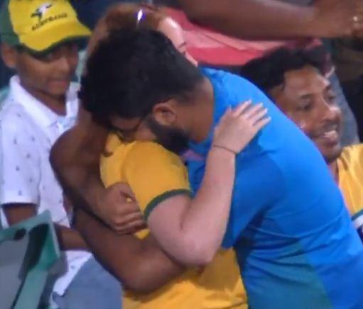 Indian boy proposes to Australian girl