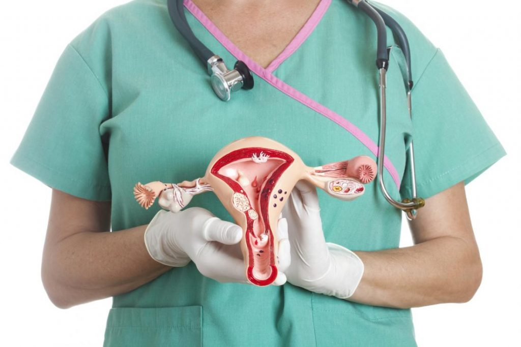 Teenage Uterus Fibroid