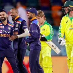 India vs Australia 1st T20