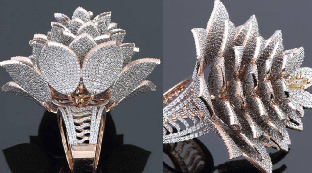 diamond ring world record