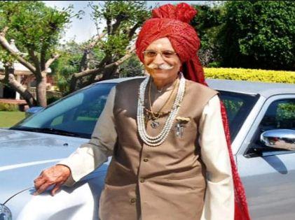 MDH Masala owner Mahashay Dharampal Gulati