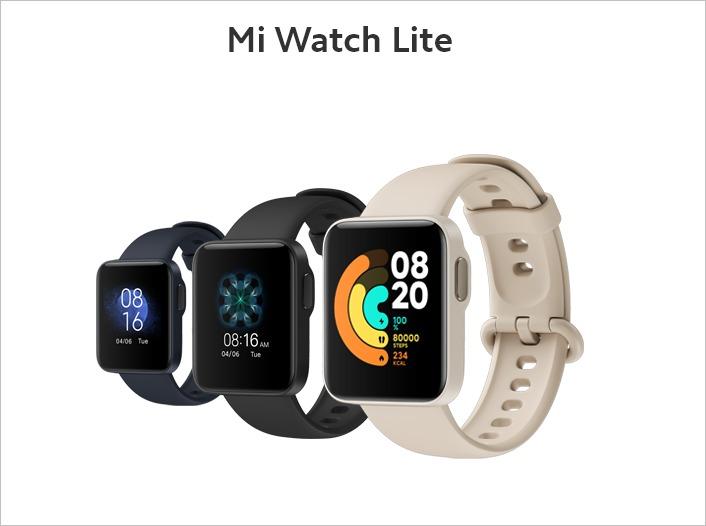 Xiaomi Mi Watch Lite launch