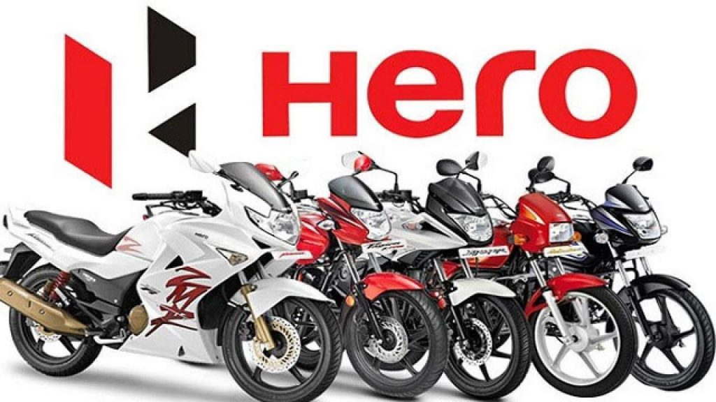 price of Hero MotoCorp