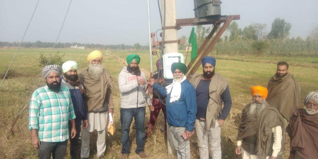 farmers boycott jio