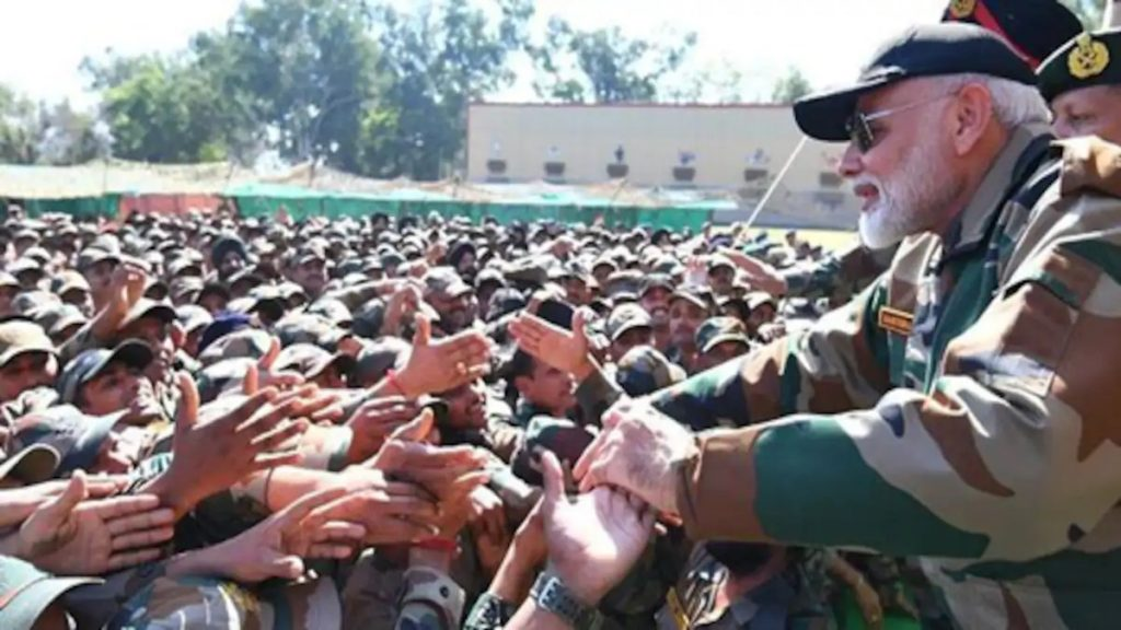 army donated in pm cares fund