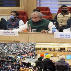 Farmers government talks