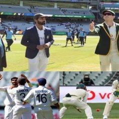 IND Vs AUS 2nd Test Day 1