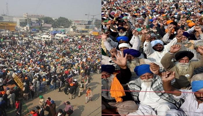 To intensify the Farmer agitation
