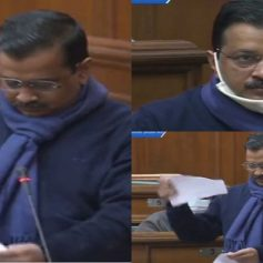 Cm kejriwal speaking in assembly
