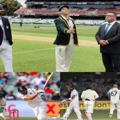 IND vs AUS Pink Ball Test