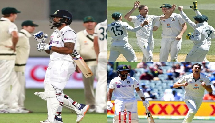 Indian cricket team lowest score