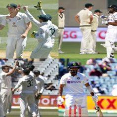 Australia wins 1st test vs india