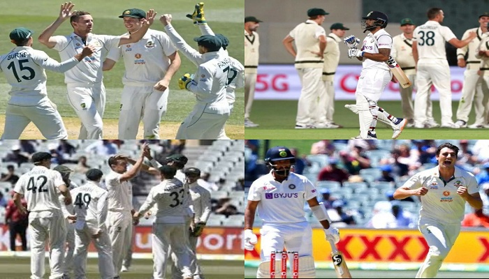 Australia wins 1st test vs india