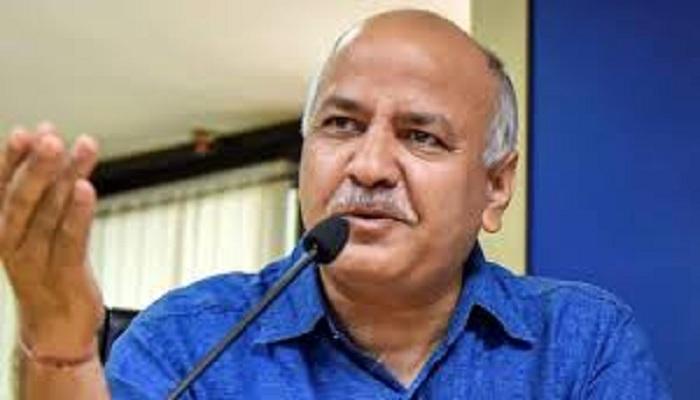 Manish sisodia announced