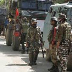 Jammu kashmir one terrorist killed