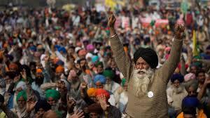 Farmer protest kejriwal vs javadekar