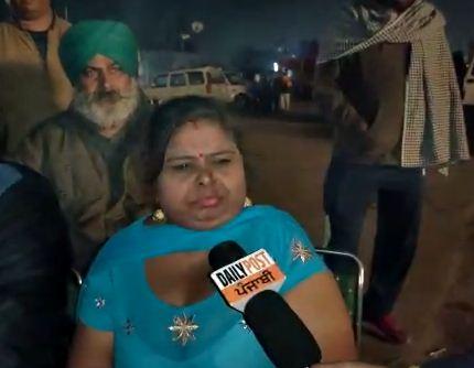 Nitu Shutranwala on farmers protest