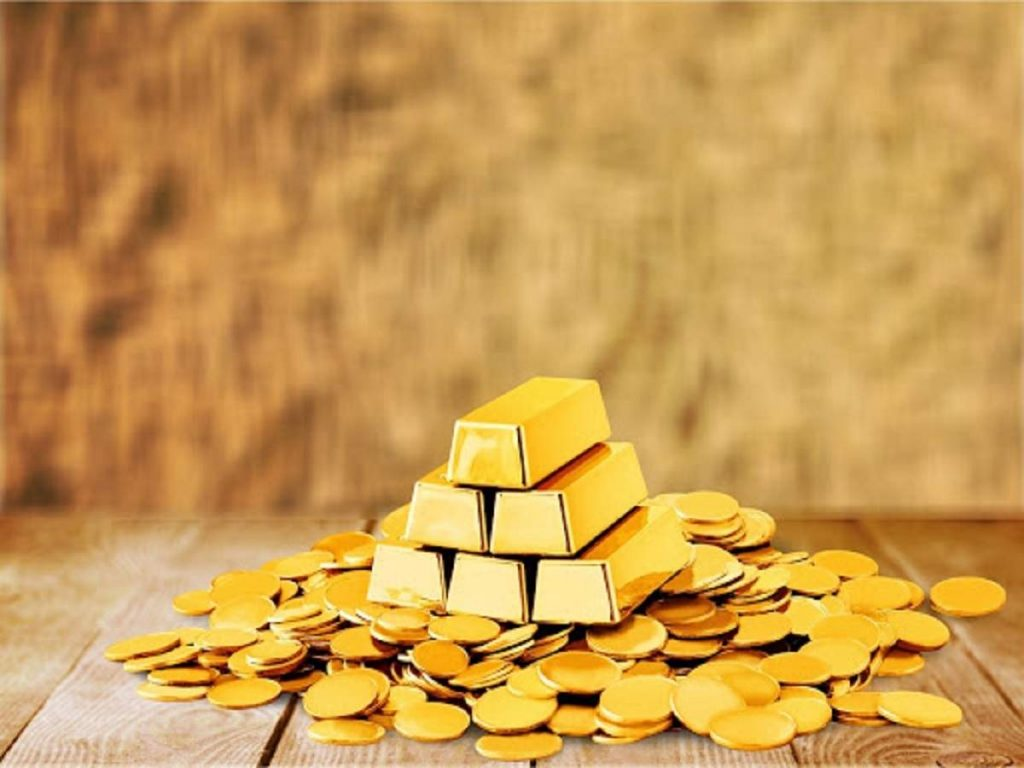 Silver gold price today