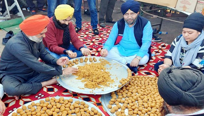 DSGPC made arrangements for Farmers